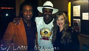 Larry Graham update