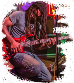 rockin the bass