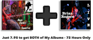 Just 7.95 to get BOTH Albums- 72 Hours Only