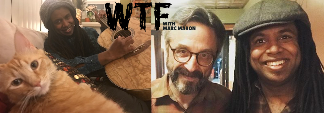 julius my cat, marc maron and me wtf